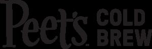 170317_Peets_ColdBrew_Logo_H_BLK