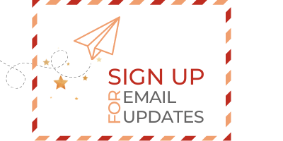 Sign up for email updates button
